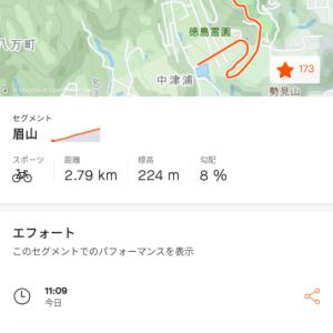 2020/10/24 眉山八万〜眉山庄町