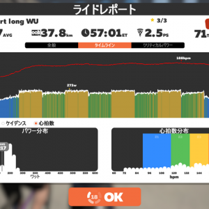 2021/1/19 Zwift SST short