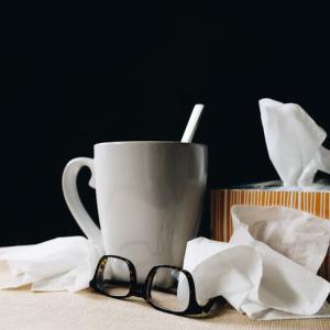【日記】7月第1週 風邪で1週間寝込んでました