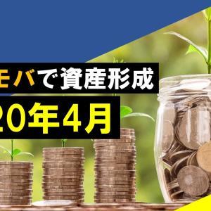 【株式投資】SBIネオモバイル証券 4月の運用報告:購入銘柄紹介