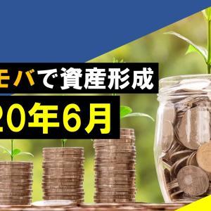 【株式投資】SBIネオモバイル証券 6月の運用報告:購入銘柄紹介