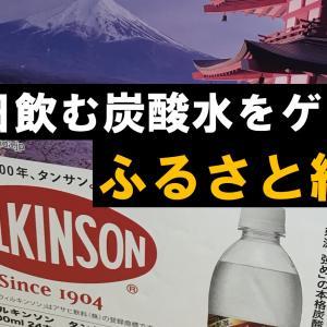 【ふるさと納税】毎日飲める炭酸水は保存できてお得な返礼品!