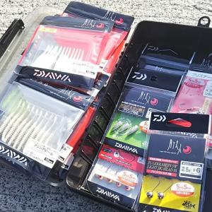 【釣具のポイント】アジング福袋縛りで佐田岬の魚は釣れるのか? / 中身に死角が無さ過ぎて縛りプレイにならなかった話