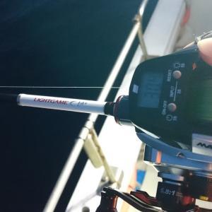 船釣り初心者が挑むイカメタル釣行でケンサキイカを狙ってきた。アブガルシアの最新デジタルカウンター付きベイトリール MAX DLC で初実釣とインプレ