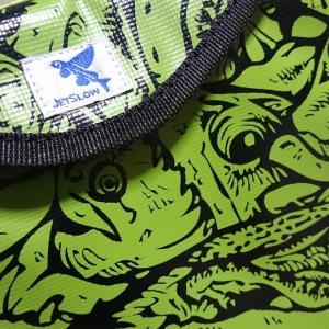 """""""捕食者""""という名のタックルバッグ。冒険用品のプレデターバッグを2年がかりでゲットしたので軽くインプレ。"""