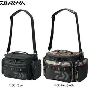 おかっぱり最強クラスにおすすめのダイワのタックルバッグ「キャリーオール」がまるで空母みたいな積載量過ぎて、詰めすぎると肩が壊れる件