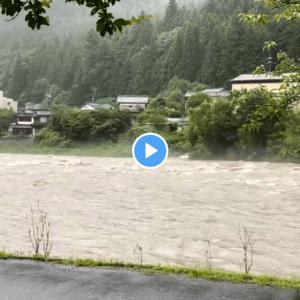 【荒川のライブカメラ映像(新潟・山形)】水位や氾濫状況、対策を調査!