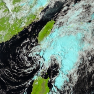 2020年台風5号(チャンミー)の進路予想情報!名前の由来や意味は何?
