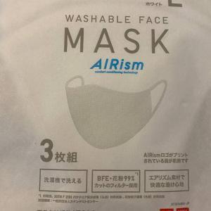 エアリズムマスクで初ゴルフ in 東千葉、マスクの着け心地は?