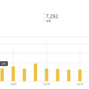 はてなブログスタートから7か月強で50,000PVを達成!PVを伸ばした方法は?その効果は?