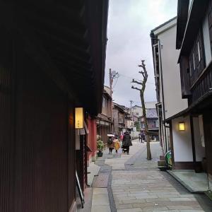 【石川県】金沢を歩く・《小京都》主計町〜東茶屋町