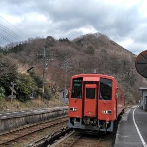 JR木次線の歴史☆キハ120形気動車