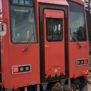 明日から走ります!出雲横田から備後落合間木次線!!