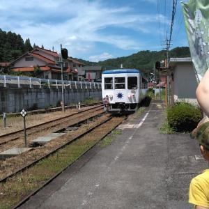 「満員」乗車人数が凄い!普通列車の木次線。