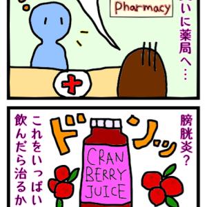 膀胱炎は薬がなくても治ります!