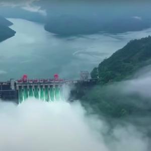 三峡ダムが決壊並の放水。鄱陽湖は決壊させられ、黄河でも洪水。