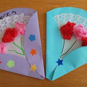 【母の日】子供たちからの手作りプレゼント!母になれたことに改めて感謝