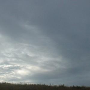 #Sky Watch Friday: Over the Riverbank