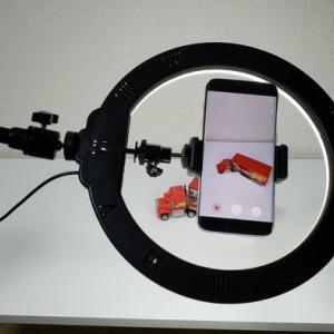 物撮りと自撮りで使えるおすすめの撮影ライトはコレ!ブームスタンド型で自由自在
