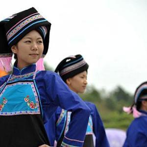 【文化篇】 中国の少数民族