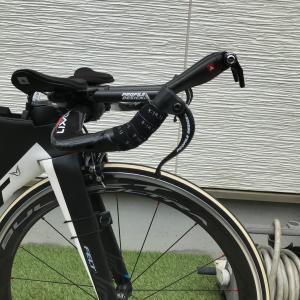 TTバイクのメンテナンスと梅雨明け