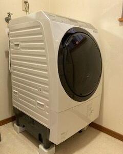洗濯機を買い替えて手放したもの