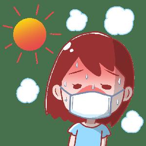 熱中症予防!!