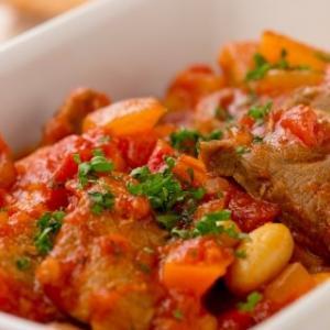 熱中症対策 フライパン1つで手軽に 豚肉のトマト煮