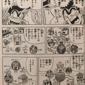 こち亀によるデフレ解説紹介【雑記】