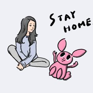 おひとり様の休日の過ごし方。STAY HOME編。