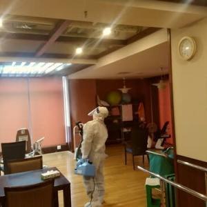 埼玉県内の新型コロナウイルス変異種にも対応する消毒業者「神奈川ハウスクリーニングセンター」