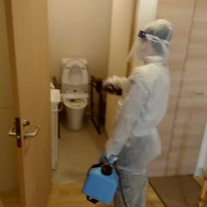 横浜市,川崎市,相模原市の新型コロナウイルス消毒対応中「神奈川ハウスクリーニングセンター」
