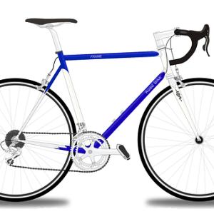 車の維持費が高いので自転車通勤に切り替えます