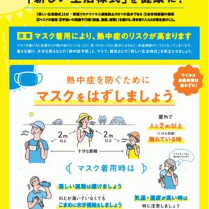 マスクは「皆が着けているから」 日本人、「感染防止」関係なし