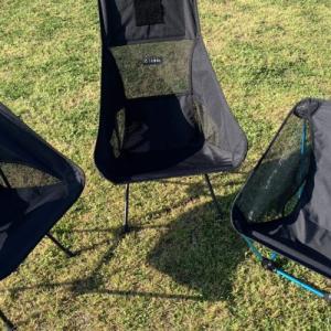 キャンパーに人気の椅子と言えばhelinox!!