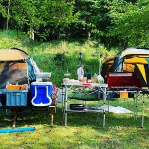 竹野浜まで15分のキャンプ場~たけのこ村キャンプ場~