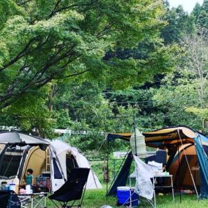 【関西おすすめキャンプ場】知明湖キャンプ場へGO!!~1日目~