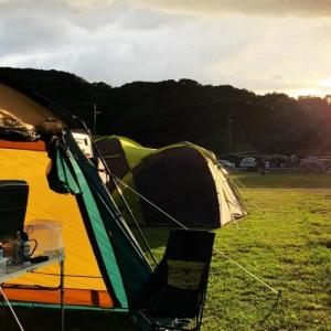 【関西おすすめキャンプ場】淡路島じゃのひれオートキャンプ場!子供が大喜びでした!!