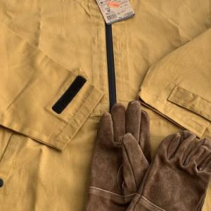 【キャンプ準備始めました】ワークマンでゲットした大活躍間違いなしのキャンプファッション。