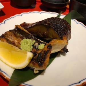 「たき下」麻布十番の開店前から行列できる炭火焼き魚定食ランチ