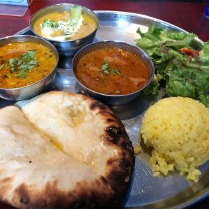 「カマルプール」チーズクルチャが人気の木場のインド料理ランチ