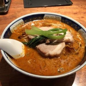 銀座担々麺ランチ!支那麺はしご担々麺(だんだんめん)!