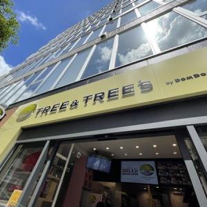 TREE&TREE'S(ツリーアンドツリーズ)!新橋の完全キャッシュレス和牛ハンバーガー店!