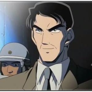 名探偵コナンのジンの正体ってまさか…遠山刑事部長!?