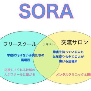 『SORA』事業を成功させるために スタッフ募集いたします