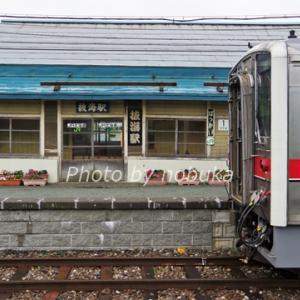宗谷本線抜海駅(稚内市)|日本最北端の無人駅は大正時代の木造駅舎で趣あり