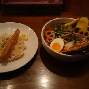 CHUTTA!(チュッタ)江別店 お野菜たっぷりなスパイシーカレー 【江別市緑ヶ丘】
