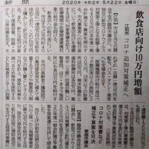 江別市独自の新型コロナ対策第2弾案を提出!理美容業・旅館等にも【北海道江別市】