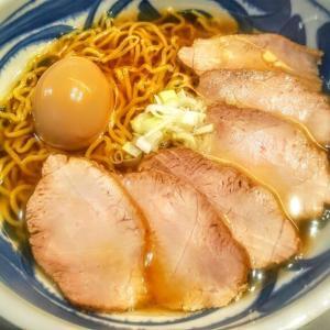 【いの麺🍜3発目】 魚介醤油ラーメン