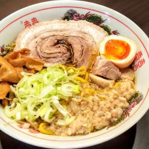 いの麺🍜6発目✨背脂中華そば
